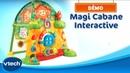 Magi Cabane Intéractive L'aire de jeux géante pour developper son imagination VTech