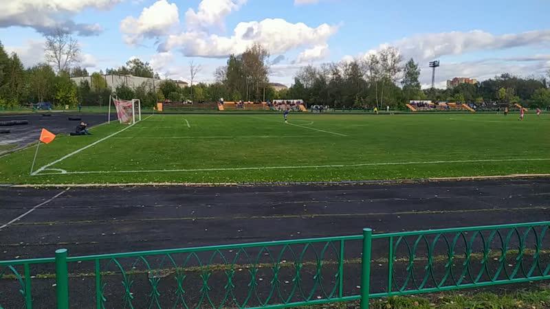 Первенство России по футболу третий дивизион Балашиха и Авангард