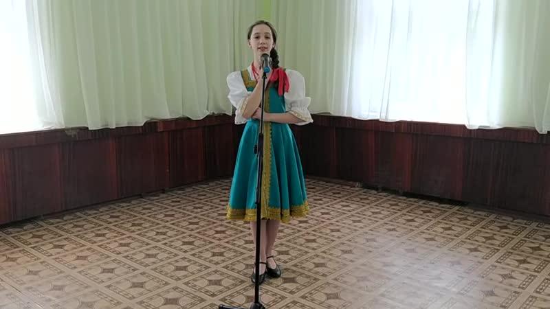 Глазкова Влада, г. Луганск