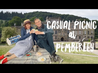 A CASUAL PICNIC AT MR DARCY'S PEMBERLEY: WOULD JANE AUSTEN APPROVE?