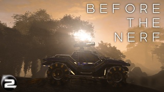 The Harasser before its nerf   PlanetSide 2 Montage 2021