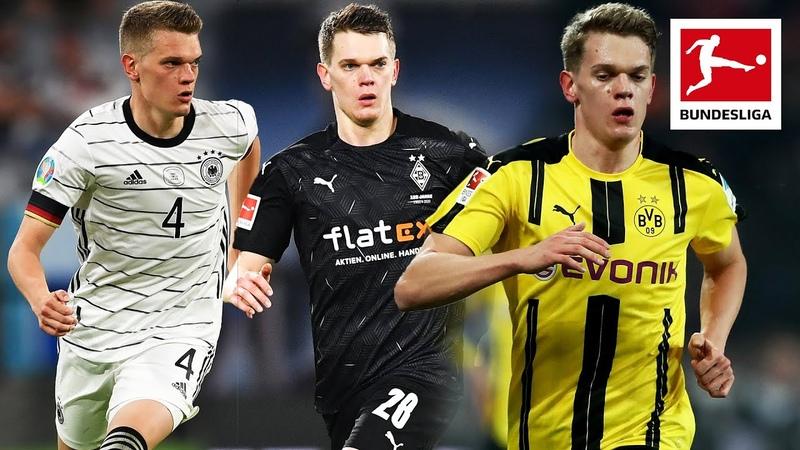 Matthias Ginter Bundesliga's Best