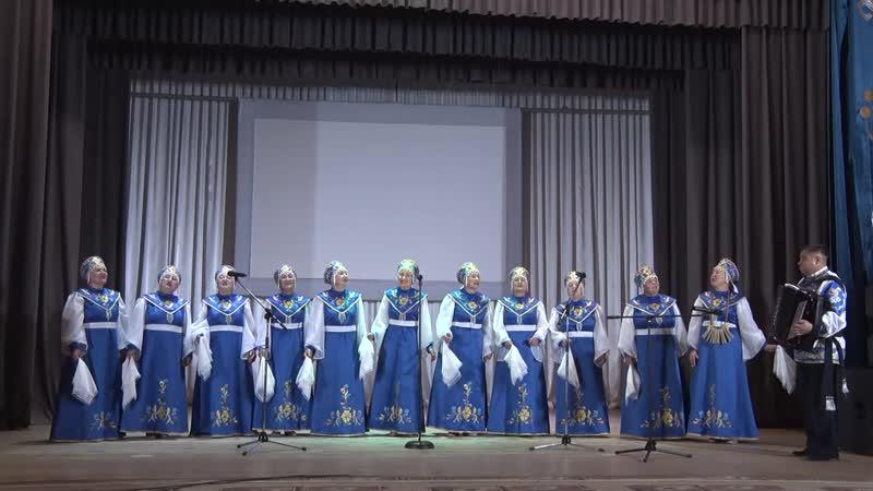 Вокальный ансамбль русской песни Родник Иглинский р н Русские струны души