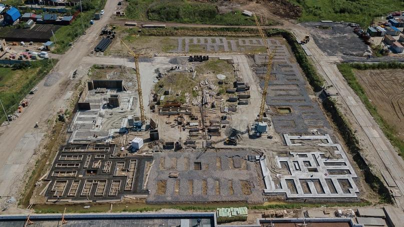 Отчет о ходе строительства ЖК «Ожогино» июнь 2020, изображение №18