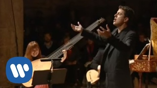 "Philippe Jaroussky with L'Arpeggiata and Christina Pluhar: Monteverdi ""Si dolce"""