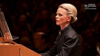 Bach: Konzert d-Moll BWV 1052 für Orgel ∙ hr-Sinfonieorchester ∙ Iveta Apkalna ∙ Riccardo Minasi