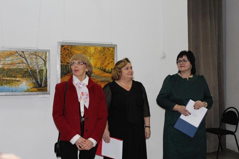 Выставка «Шадринский вернисаж 8». 2018 г.