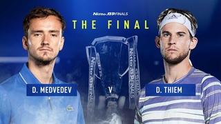 🎾 ATP FINAL 💥 LONDON 🇬🇧 🏆 Д. Медведев VS Д. Тим. БЕСПЛАТНЫЙ ПРОГНОЗ