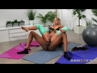 Bridgette B - Stuck Between Anal And A Workout - Hardcore Sex Amateur Big Tits Juicy Ass Dick Cock BBC Deepthroat Hardcore, Porn