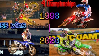 CHAD REED CAREER HIGHLIGHTS