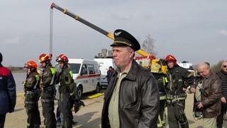 Пилоты и спасатели Московского авиацентра приняли участие в ликвидации весеннего паводка в ТиНАО