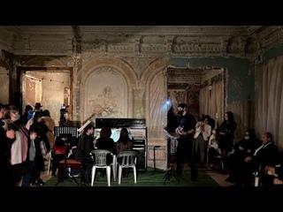 """А. Батагов """"E-moll: Two Pianos and Bass, not Timpani"""""""