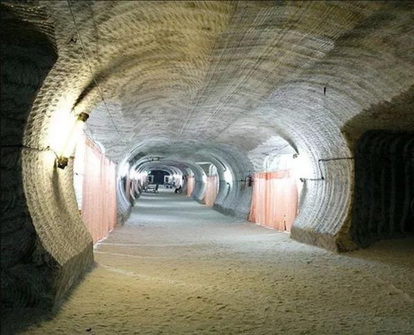 Подземный санаторий для астматиков.