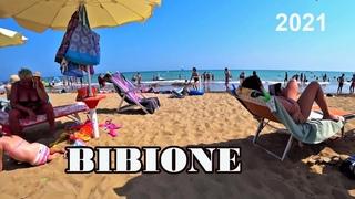 Последний день в BIBIONE. Отдых в Италии. Почему мы приезжаем в БИБИОНЕ.