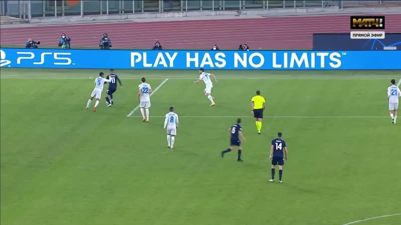 Лацио Зенит 3 1 Обзор матча Лиги Чемпионов 24 11 2020