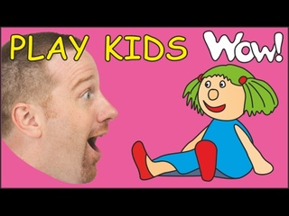 Play Kids   Play with Steve and Maggie   Toys for Kids on Wow English TV