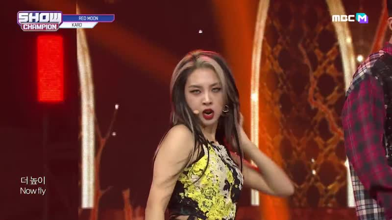 _Show_Champion__카드_-_RED_MOON__KARD_-_RED_MOON__l_EP_343