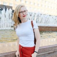 Фотография анкеты Яны Терёхиной ВКонтакте