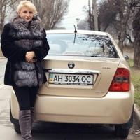 Фотография страницы Людмилы Федориновой ВКонтакте
