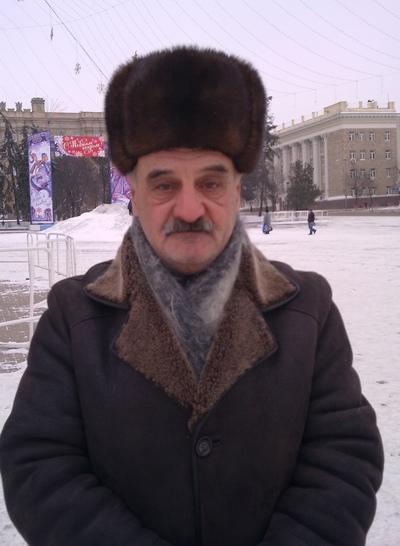 Yuriy-Semyonovich Berlin, Belgorod