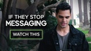 If They Stop Messaging - WATCH THIS | by Jay Shetty