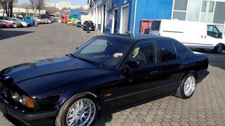 Custom Strut Bar BMW e34 rear  Очень ухоженная Е34