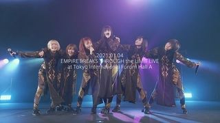 EMPiRE / MAD LOVE [EMPiRE BREAKS THROUGH the LiMiT LiVE] at Tokyo International Forum HallA