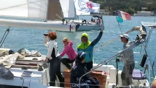 Sea Wind Cup 2015 France