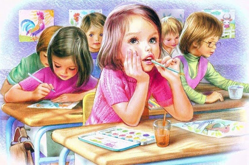 О пользе рисования для детей, изображение №4