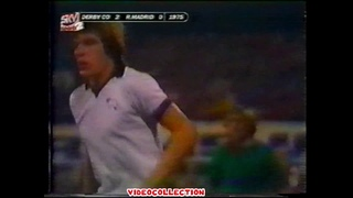 1975/76  Derby Country - Real Madrid  4-1  (European Cup 1/8 fin)