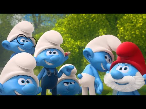 The Smurfs on Nickelodeon Television Commercial Promo September 2021