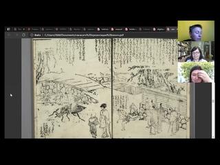 """Кацусика Хокусай - """"Остров маленьких людей. Богач из Нанасато"""" (ИКВИА ВШЭ, 18 мая 2021)"""