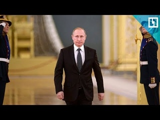 Президент России Владимир Путин выступил на совещании послов и постоянных представителей России