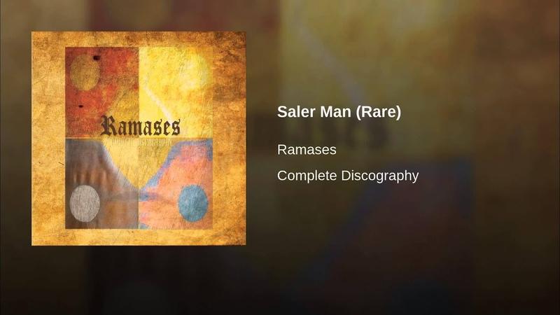 Saler Man Rare