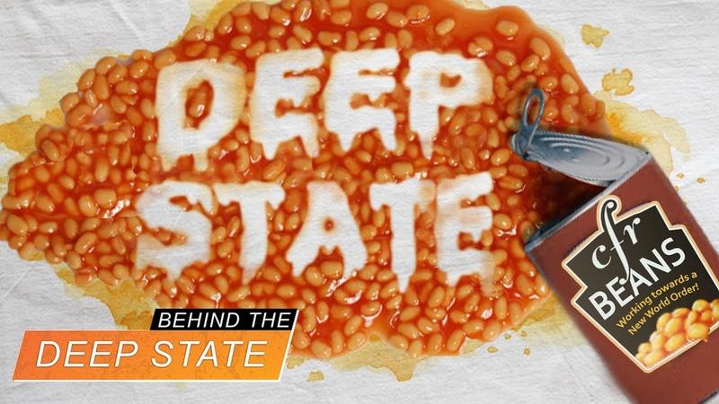 Deep State Insider Spills the Beans