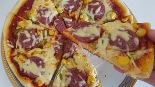 НЕРЕАЛЬНАЯ ВКУСНОТА НА ЗАВТРАК ЗА 10 МИНУТ! Порадуйте своих близких, ОЧЕНЬ ВКУСНО!!! Pizza