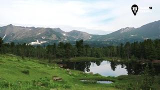 Наша Сибирь 4К: Озёра Золотой долины