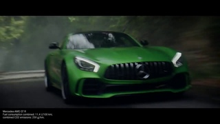 """The """"Beast of the Green Hell"""" drived by the 2019 F1 Champion """"Lewis Hamilton"""" on the Nordschleife"""