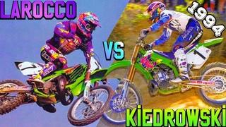 MIKE LAROCCO VS MIKE KIEDROSKI