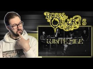 ЕГИПЕТСКИЕ БОГИ вернулись! BORN OF OSIRIS - White Nile (Official Music Video) |  Реакция/Reaction