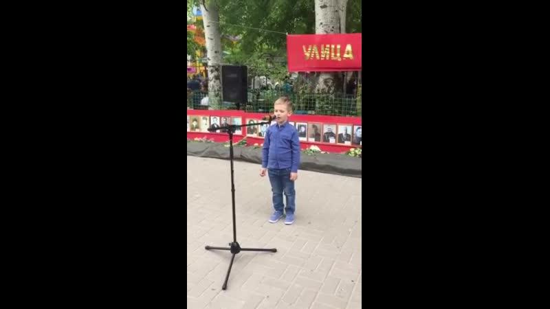 ДЕТИ ЧИТАЮТ СТИХИ О ВОЙНЕ НА ДЕНЬ ПОБЕДЫ 9 МАЯ С. КАДАШНИКОВ ВЕТЕР ВОЙНЫ Стихотворения про войну для детей на День Победы