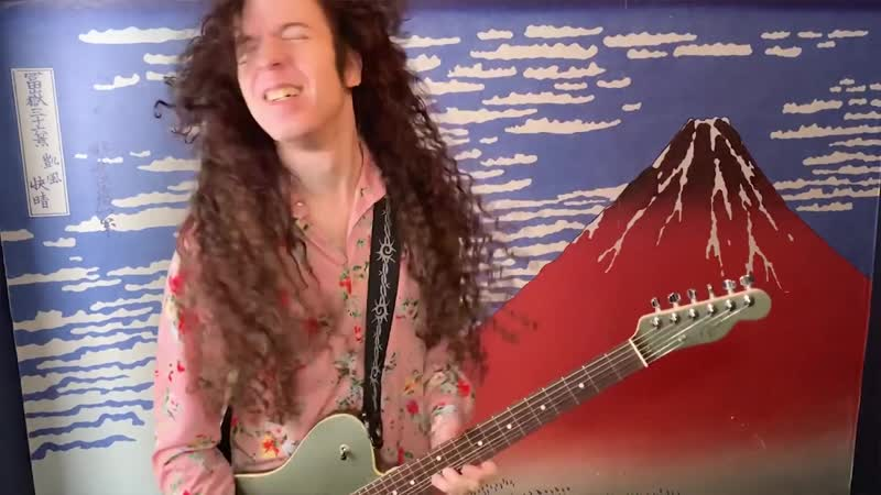 Marty Friedman Revocation Red Fang Suicidal Tendencies I Can't Feel Nuthin Captain Beyond Cover Full HD