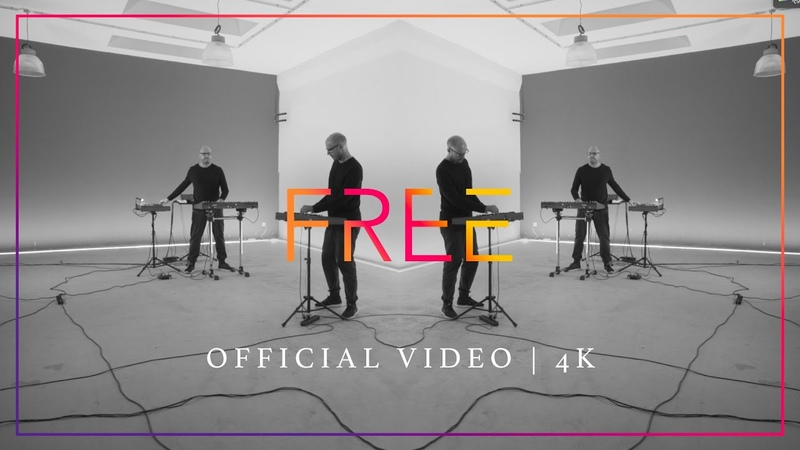 """Christopher von Deylen """"Free Official Video 4K"""