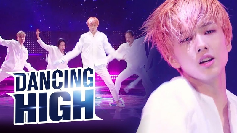 Team Hoya Now You Can Cry Dancing High Ep 8