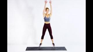 Fat Burning HIIT CARDIO Workout /  NO EQUIPMENT