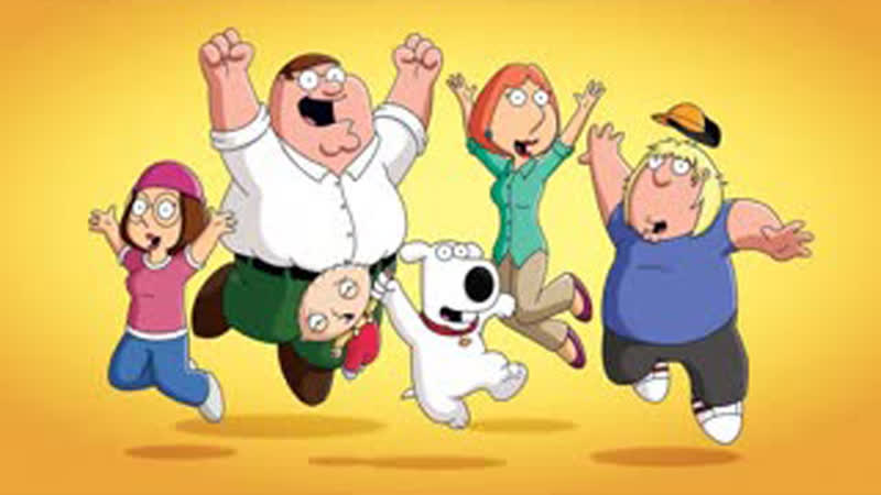 Family Guy - Never eat Cheetos