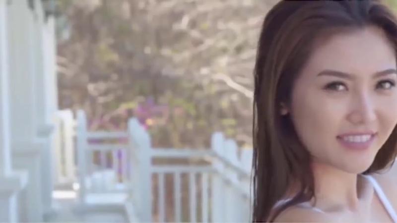 Nhac song bolero remix người mẫu bikini hoa tau rumba nhac khong loi gai xinh lung linh