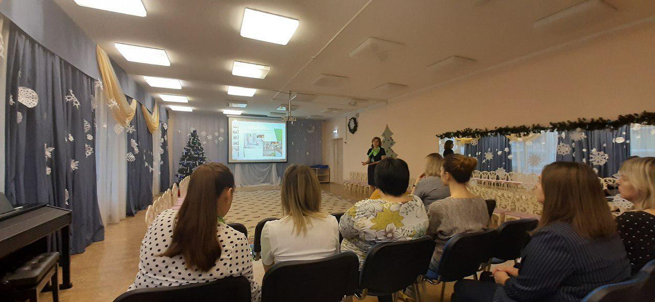 Учителя и воспитатели ГБОУ Школа №2048 приняли участие в семинаре на тему пожарной безопасности
