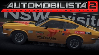 Automobilista 2 - PGT Touring Car Masters - R01 Bathurst