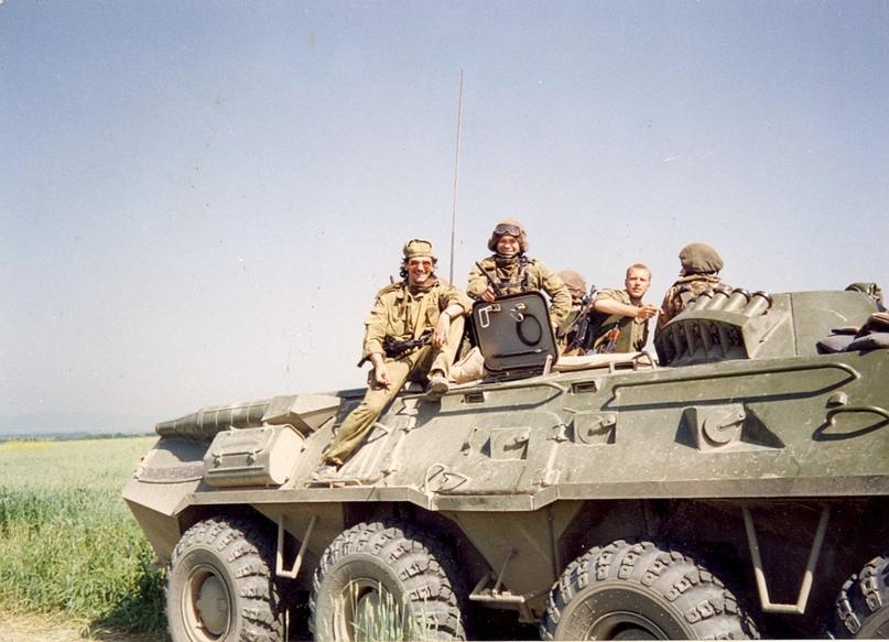 Чечня, 1995. Александр Иванович Гусак выезжал с группой УСО ФСБ за одним из главарей банды